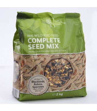RHS Complete Bird Seed Mix 2KG