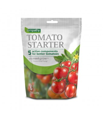 Tomato Starter - Pack of 6 Biscuits