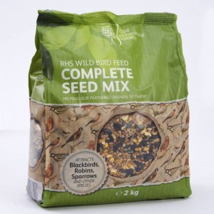 RHS Complete Seed Mix Bird Feed