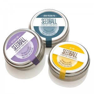 Trio of Seedball Tins