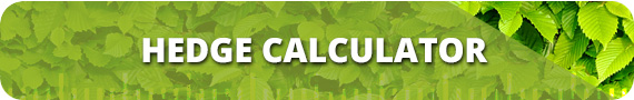 Hedging Planting Calculator